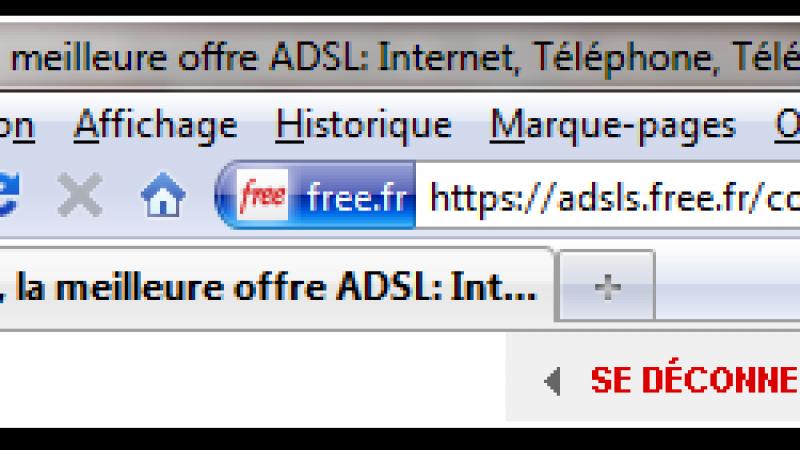 Free sécurise (encore) l'interface de gestion des abonnés