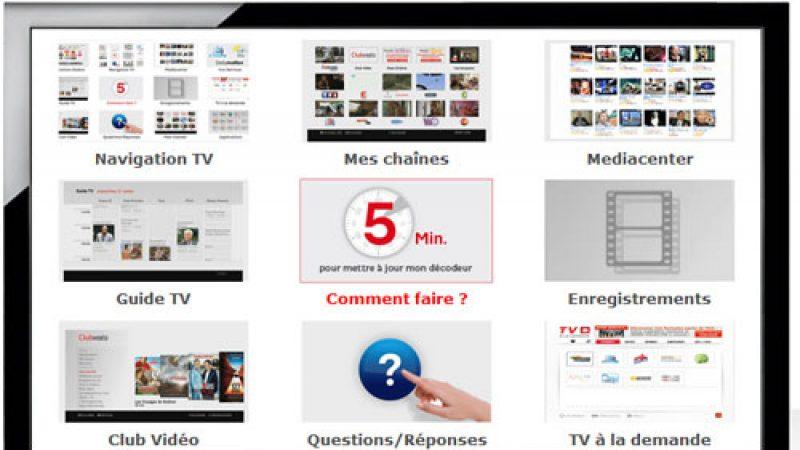 SFR propose de découvrir en avant première la nouvelle interface TV de sa NeufBox