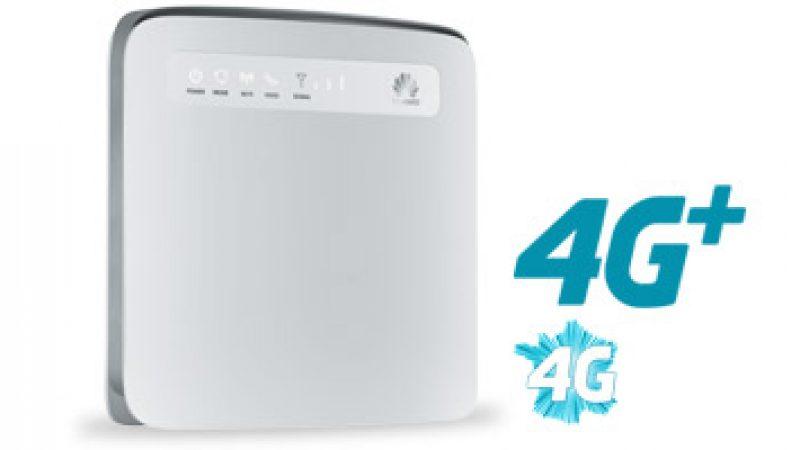 Bouygues Télécom lance une solution équivalente à la fibre et un raccordement rapide grace à un routeur 4G