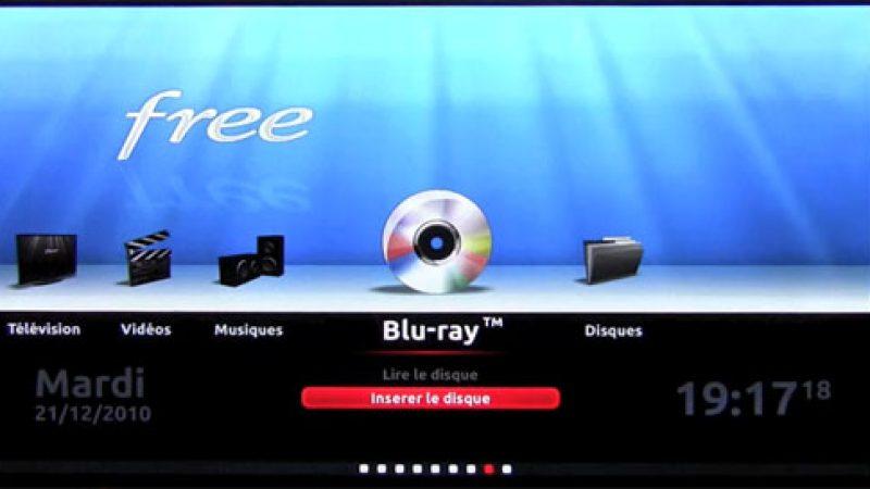 Freebox Révolution : Une interface TV personnalisable