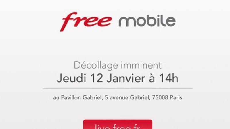 [MàJ] Free indique que l'invitation du 12 janvier est fausse