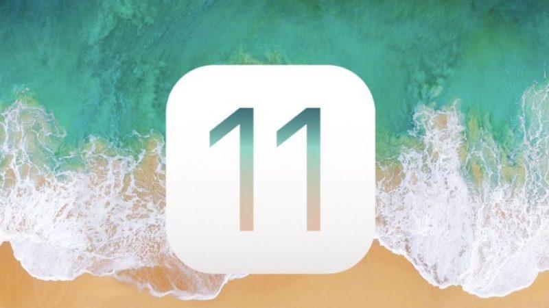iOS 11 : malgré un mauvais départ, son taux d'adoption est de 52%