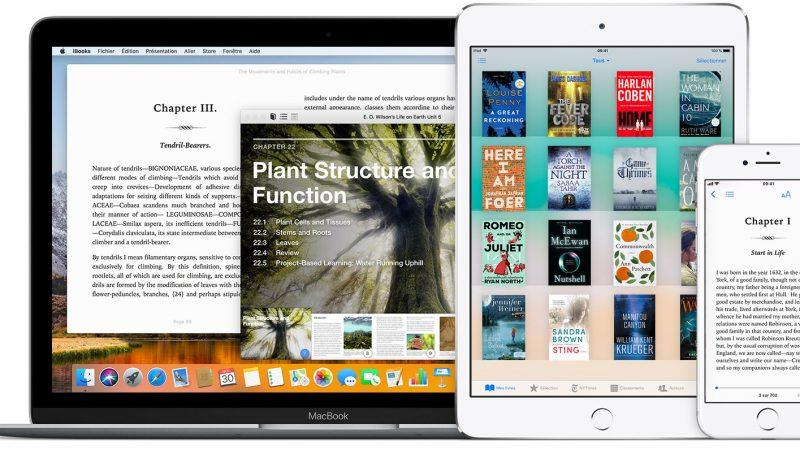 Apple prépare une refonte de iBooks pour concurrencer Amazon sur le segment des livres électroniques