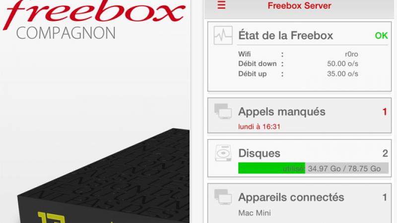 Freebox Compagnon : une nouvelle version beta est disponible pour iOS