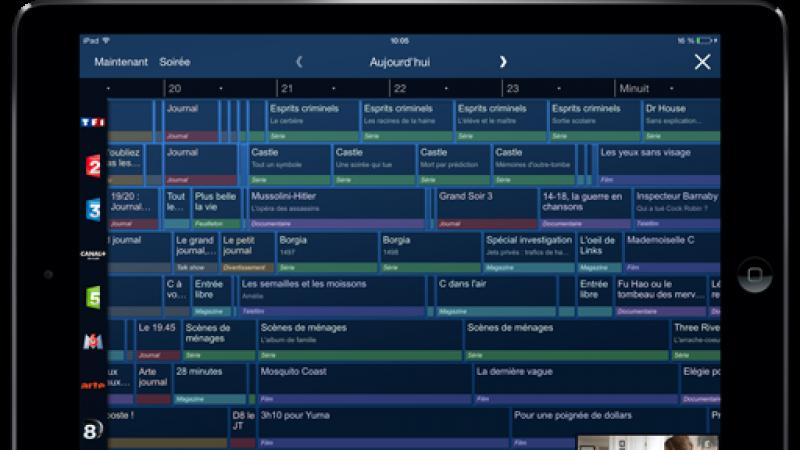 Box n' Tv 2.0 est disponible sur iPad : découvrez ses nouvelles fonctionalités
