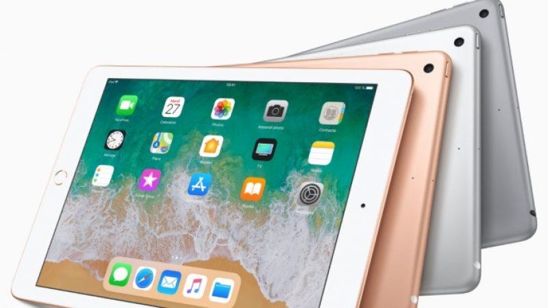 iPad 6 : en cas de besoin, les réparations seront très difficiles