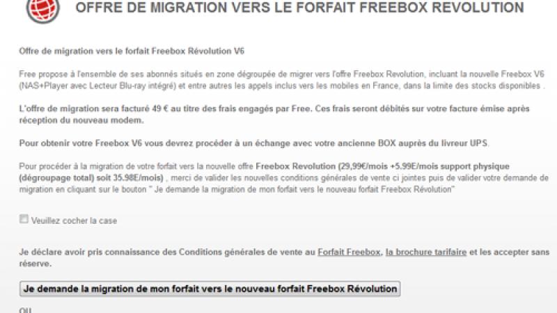 Passage au dégroupage total : les détails de la migration vers la Freebox V6 ou V5