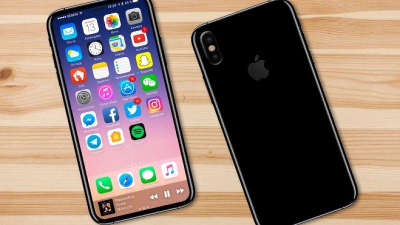 Apple: un lancement retardé pour l'iPhone 8 ?