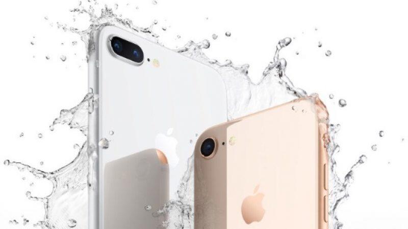 iPhone 8 et 8 Plus : leurs coûts de fabrication ne dépassent pas 300 dollars
