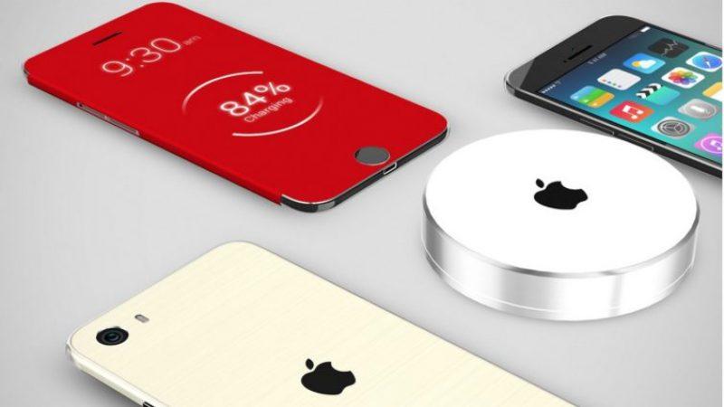 Recharge sans fil et écran OLED pour l'iPhone 8 ?