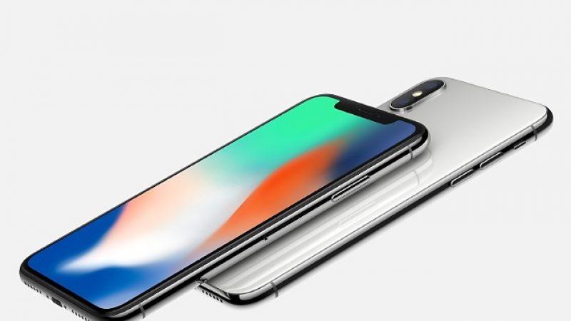 iPhone X : son coût de fabrication est évalué à 357,5$