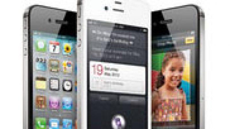 iPhone 4S : Un beau cadeau fait aux concurrents de Free Mobile