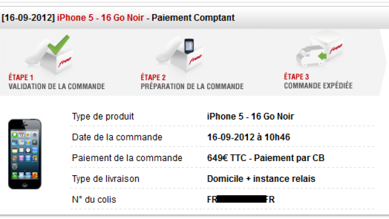 Free Mobile : Même si les livraisons d'iPhones 5 ont repris, la grogne monte chez les abonnés