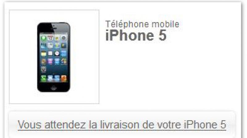 FreeMobile communique (enfin) sur les livraisons d'iPhone 5