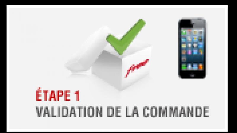 (Maj) FreeMobile : iPhone 5 vs Etape 1