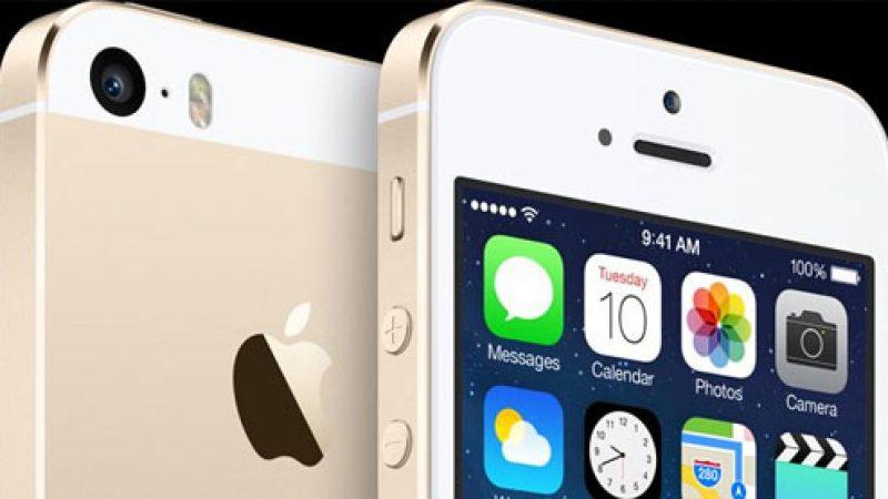 Iphone 5S le retour : il refait son apparition dans la boutique Free Mobile