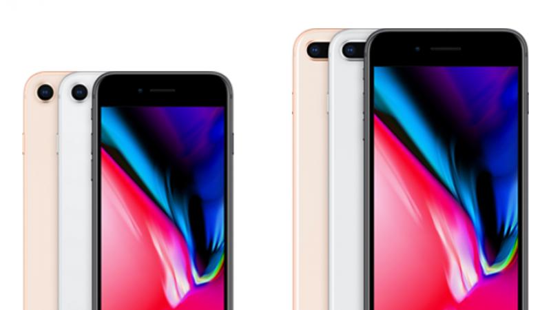 Les iPhone 8 et 8 Plus seront disponibles dans la boutique Free Mobile et en précommande à partir du 15 septembre