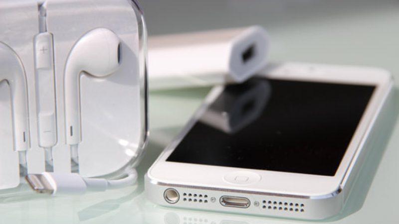 Les problèmes d'approvisionnement d'iPhone 5 devraient être résolus d'ici 1 à 2 mois