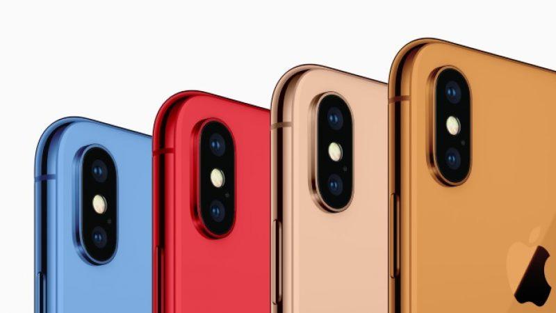 iPhone 2018 : un aperçu vidéo de prototypes des prochains iPhone