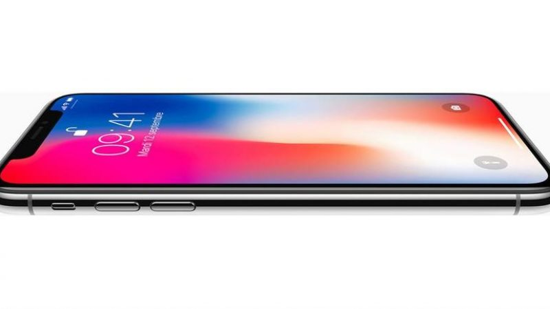 Apple compte sur l'iPhone X pour pallier aux résultats décevants des ventes du XS