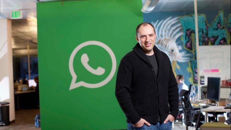 Le cofondateur de WhatsApp quitte Facebook… pour se consacrer à la mécanique et au Frisbee