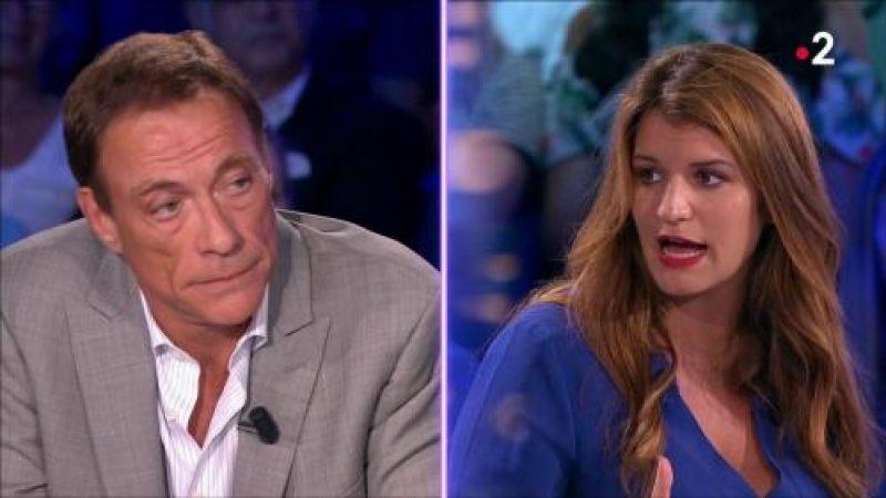 ONPC : Jean-Claude Van Damme dans le viseur du CSA suite a des propos homophobes