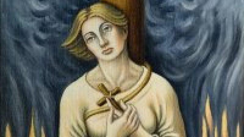 Clin d'oeil: Jeanne d'Arc, elle a frit, elle a tout compris