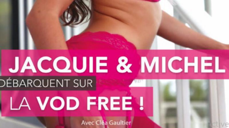 Jacquie et Michel est arrivé sur la Freebox, avec un service à la carte et un service illimité