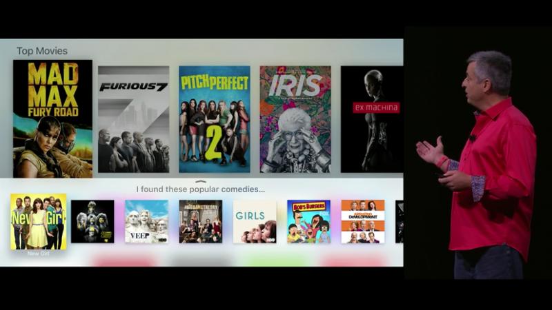 Apple lance une nouvelle Apple TV, qui ressemble beaucoup à Android TV