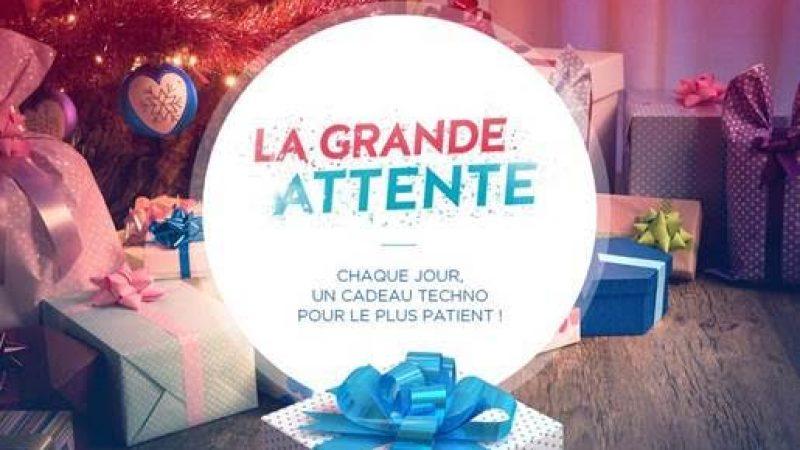 Bouygues Telecom récompense les internautes qui résisteront à l'envie d'ouvrir le cadeau de Noël