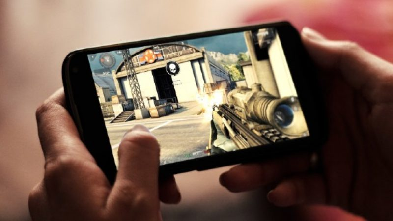 Les jeux vidéo mobiles constituent près de 80% des revenus du Google Play Store et de l'App Store