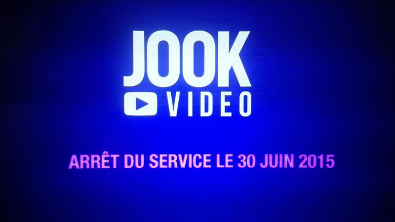 Freebox : Jook Vidéo a tiré sa révérence, le Pass Vidéo s'éteindra, lui, le 31 juillet