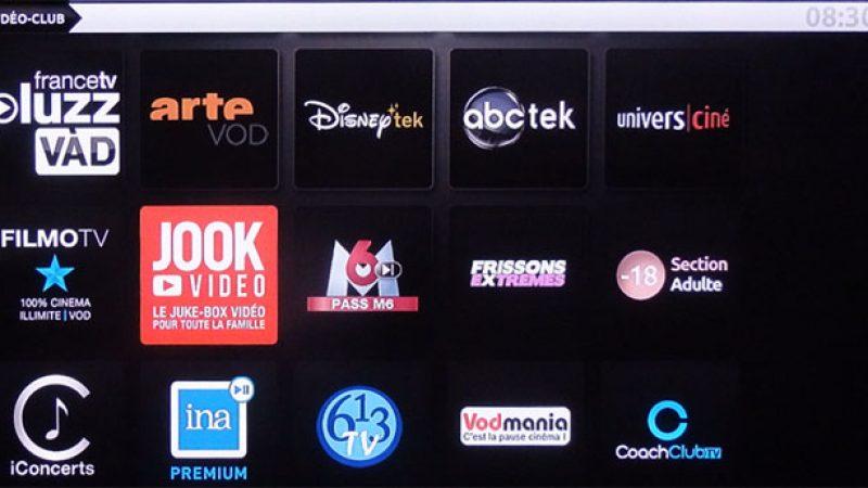 Nouveau : arrivée de Jook Vidéo sur la Freebox, à quelques semaines du lancement de Netflix