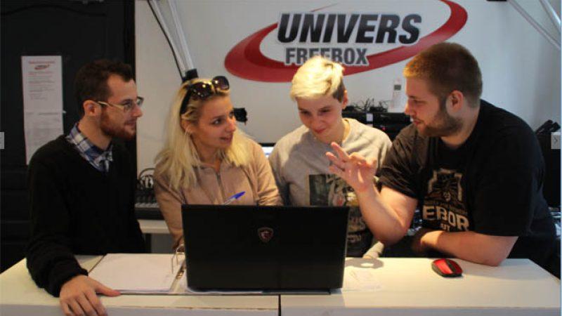 """Concours Univers Freebox : Découvrez le gagnant et le slogan imaginaire """"Free Mobile"""" qui a été choisi pour gagner un smartphone"""