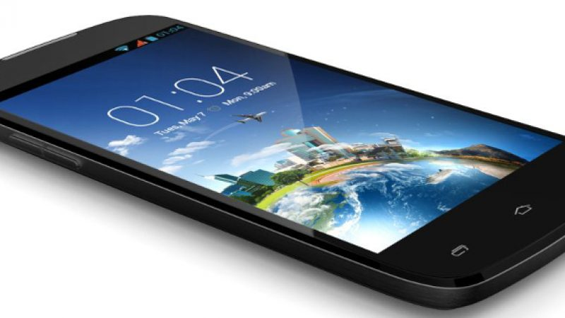 Kazam proposera également un smartphone 4G : le KAZAM Thunder2 4.5L