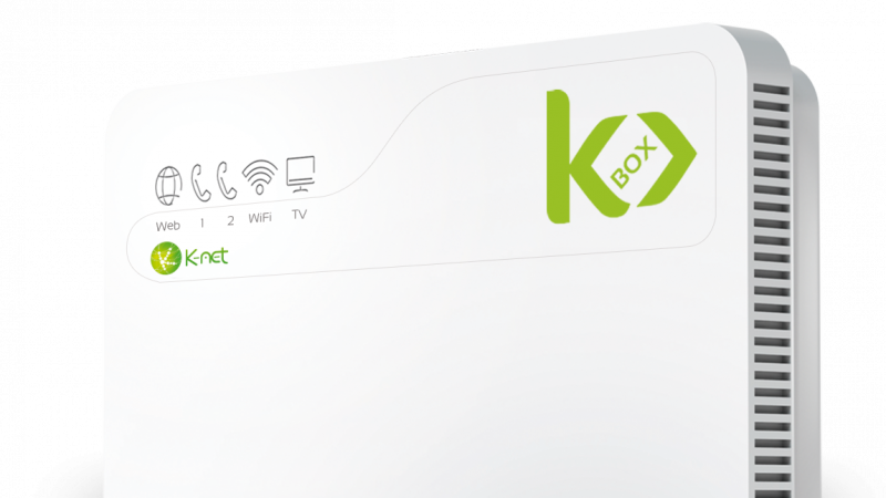 L'opérateur K-Net débarque sur les réseaux fibre de TDF