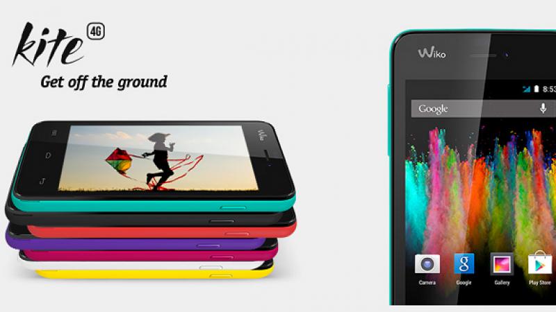 Un smartphone 4G à moins de 100 € par Wiko