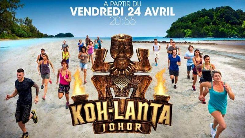 Koh-Lanta revient sur TF1 le 24 avril