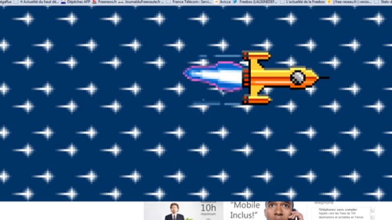 Buzz/Lancement de Free Mobile : Un Konami code caché sur le site de Free !