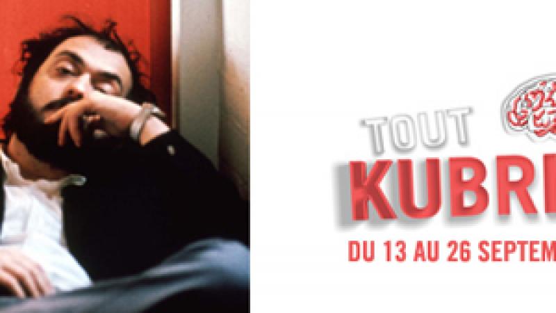 L'intégral de Kubrick sur TCM