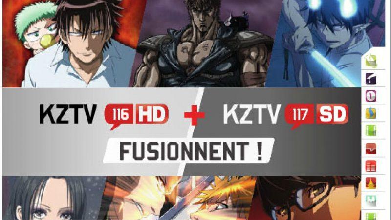 Freebox TV : à compter du 1er février, KZTV HD et KZTV SD ne feront plus qu'un