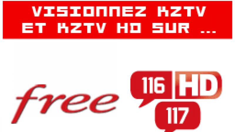 Freebox TV : KZTV offerte aux Freenautes durant tout le mois d'octobre