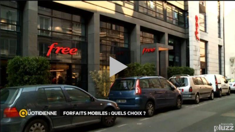 Débat :Free, Bouygues, SFR, Orange ou MVNO, quels forfaits choisir