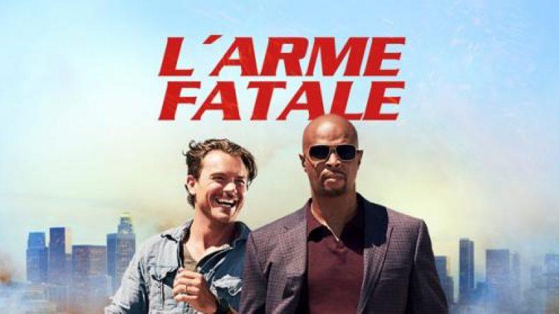 Lancement de la saison 2 de l'arme fatale, la série phare de TF1