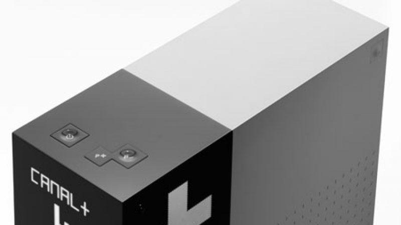 Canal+ préparerait un décodeur à brancher sur internet pour s'affranchir des box TV