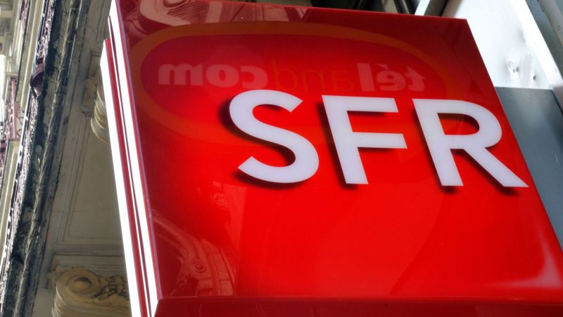 Chez SFR, la vente de forfaits rime aussi avec panne informatique