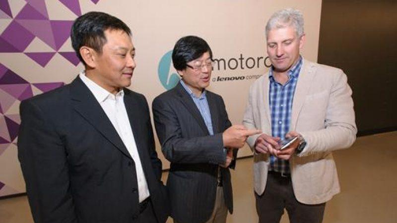 Lenovo finalise le rachat de Motorola et devient le 3ème fabricant mondial de smartphones