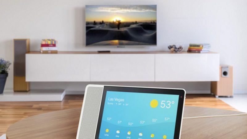 Google Assistant débarquera prochainement sur les écrans intelligents