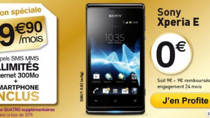 """La Poste Mobile: un forfait """"illimité"""" + Smartphone à 19,90 €"""