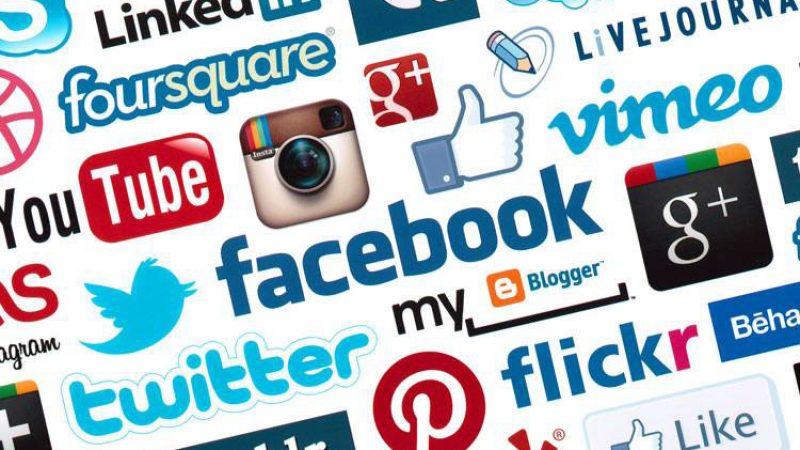 Quels réseaux sociaux ont été sollicités en 2016 ?